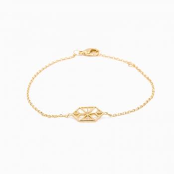 Armband Bristol goud