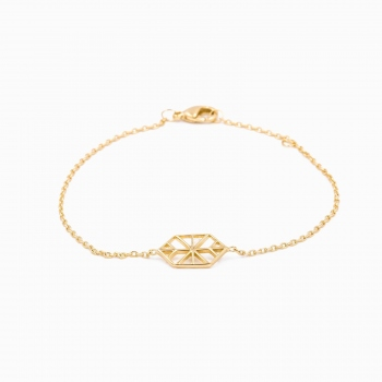 Bracelet Bristol gold