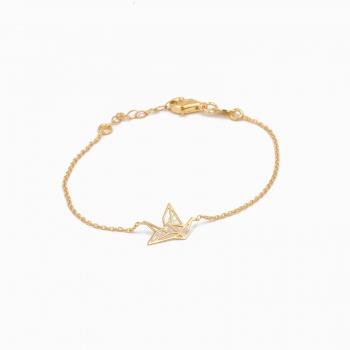 Armband Kyoto goud