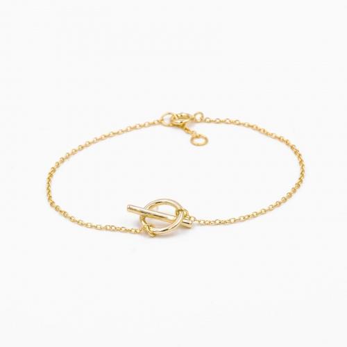 Bracelet Bilbao gold