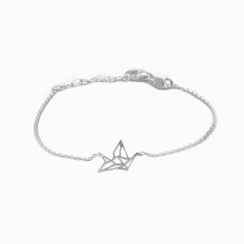 Armband Kyoto zilver