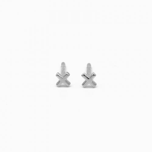 Earrings Liverpool silver