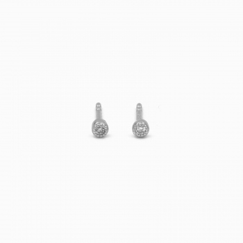 Earrings Verona silver