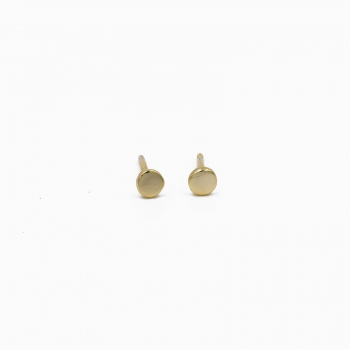 Earrings Havana gold
