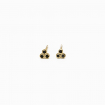 Earrings Venice gold