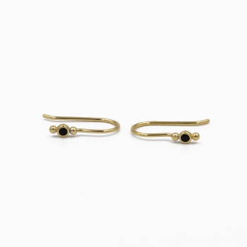 Earrings Cordoba gold