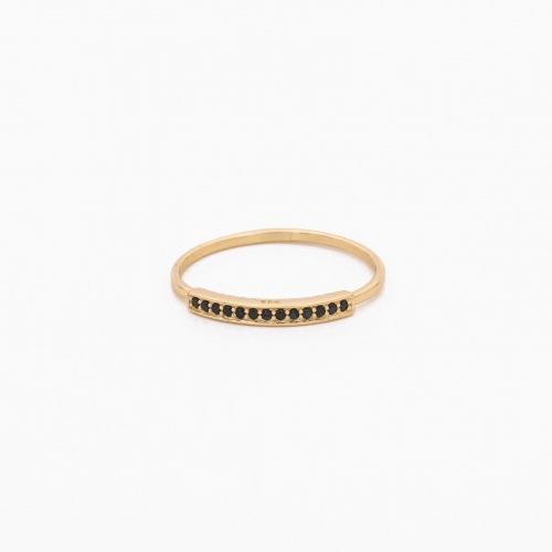 Ring Columbus gold