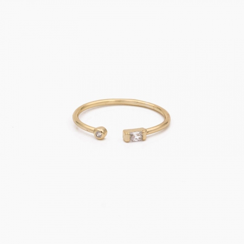 Anillo Houston oro
