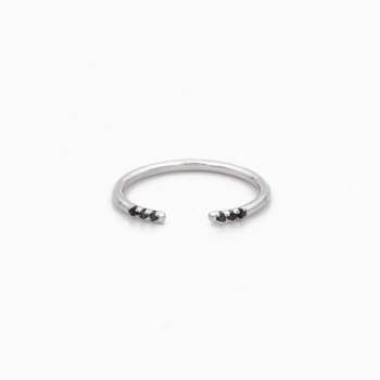 Anillo Seattle plata