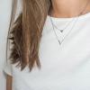 Necklace Vienna silver