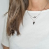 Collier Wellington argent