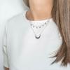 Necklace Tunis silver
