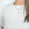 Necklace Bologna silver