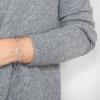 Bracelet Alexandria argent