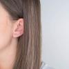 Boucles d'oreilles Wellington or