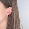 Boucles d'oreilles Liverpool or