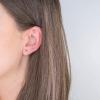 Boucles d'oreilles Havana or