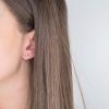 Boucles d'oreilles Sofia or