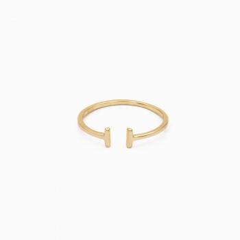 Ring Vilnius gold