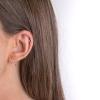 Earrings Sotchi gold