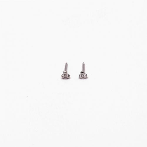 Earrings Sotchi silver