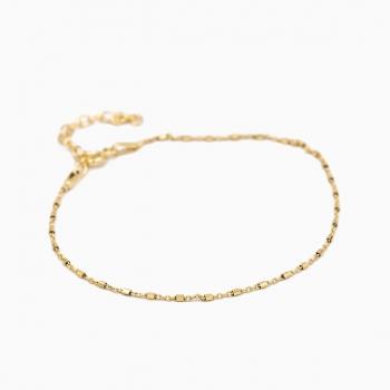 Armband Panama goud