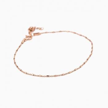 Bracelet Nikko pink gold