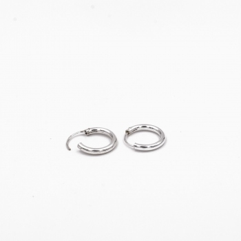 Earrings Texas silver