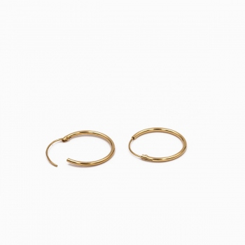 Earrings Sorrento gold