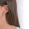 Earrings Sorrento silver
