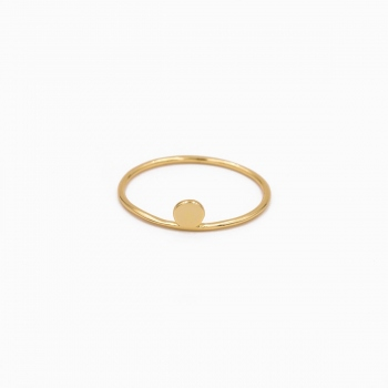 Anillo California oro