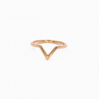 Ring Vienna goud