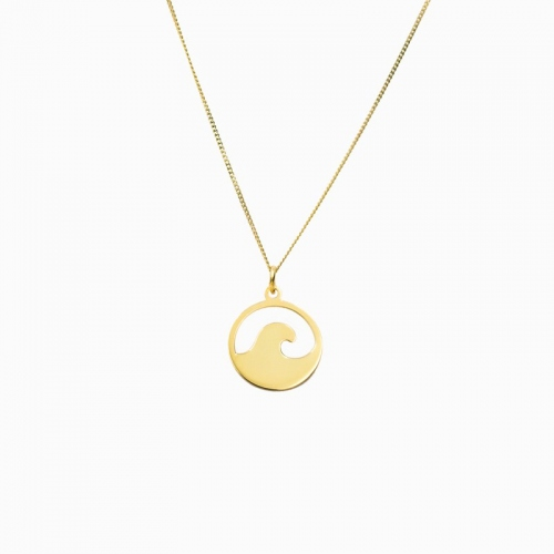 Necklace Brisbane gold