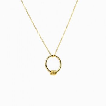 Necklace Naples gold