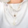 Necklace Naples gold