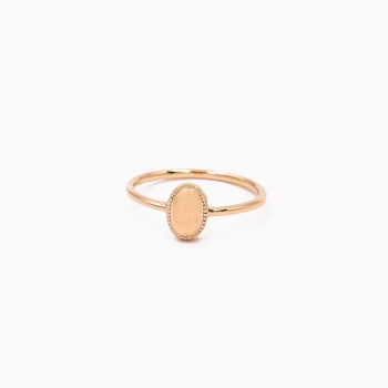 Anillo Bucharest oro