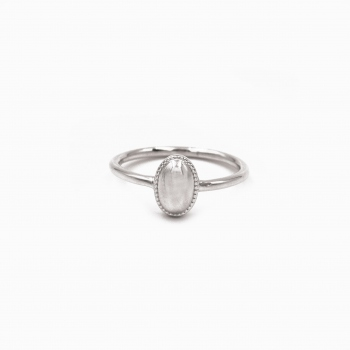 Anillo Bucharest plata