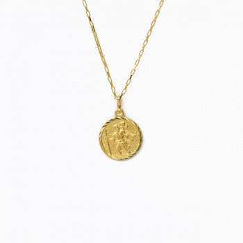 Necklace Lagos gold