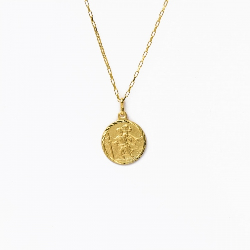 Collar Lagos oro