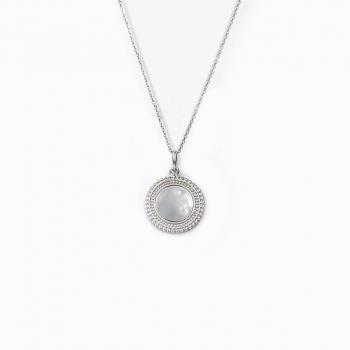 Collar Cali plata