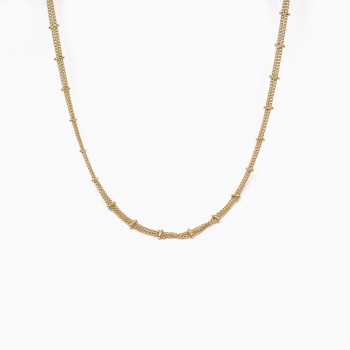 Necklace Sacramento gold