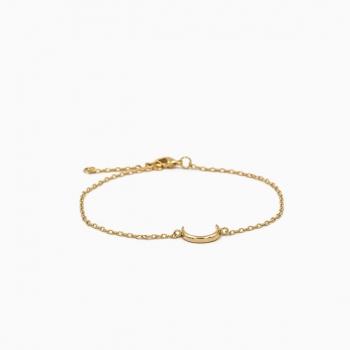 Bracelet Luna gold