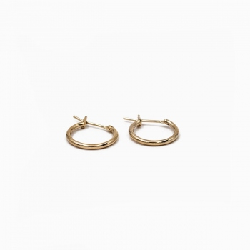 Earrings Capri gold - 16
