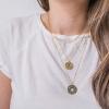 Collar Default oro