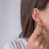 Earrings Helsinki gold