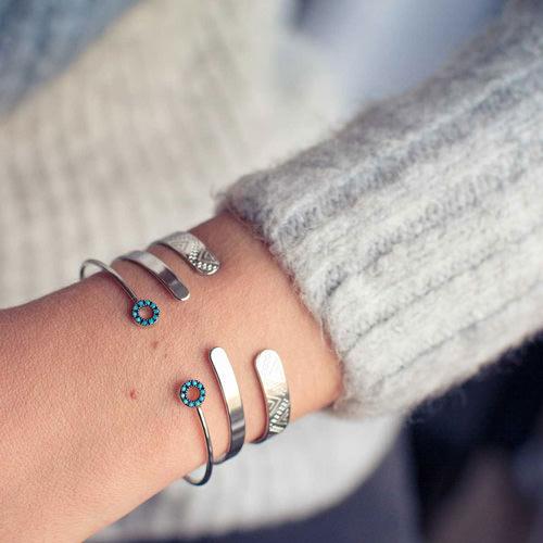 silver 925 bracelets jewels